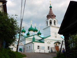 Печорский монастырь - Набережная 175