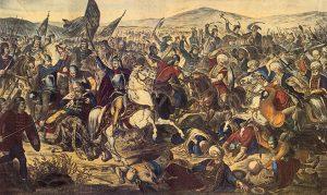 Battle-on-Kosovo1389