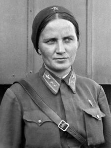 Марина Раскова, 1938 год