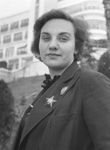 Гризодубова В.С., 1938 год