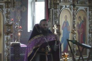 отец Иосиф Гагкаев-потомок славного отца священномуч. Иосифа