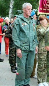 Валера Пустовалов. Погиб 29.05.2020