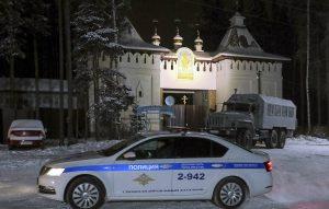 Sredneuralsk Convent after arrest of unordained COVID-19 dissident priest Sergius